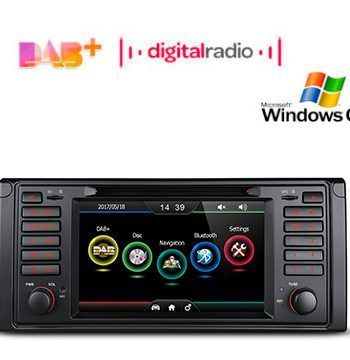 Radio BMW E39
