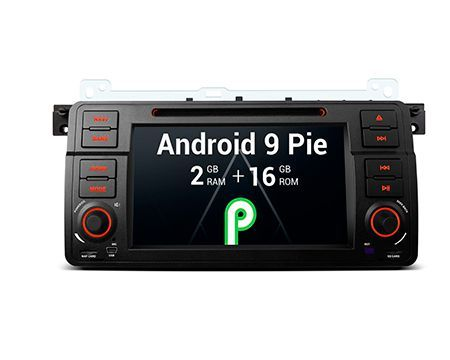 Home / AutoRadios / Vehicle Specific / P-S / Rover / 75 / 7″ ANDROID 9.0 QUADCORE PX30 CAR STEREO DVD GPS WIFI 3 ZONE CARPLAY BMW 3 E46 ROVER 75 MG ZT