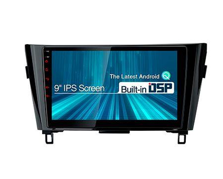 "Autoradio Android 10 GPS Navi DSP 10.1/"" IPS RCA BT5.0 für Nissan Qashqai X-Trail"