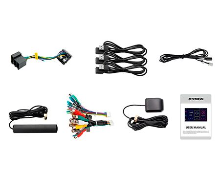 4 GB 64 GB Android 10 9 Pulgadas 2 DIN Car Radio Navegaci/ÓN GPS Ajuste para Mercedes Benz Clase R W251 2006-2012 Soporte Bluetooth 4.0 Control del Volante CANBUS Radio USB WiFi Mirrorlink